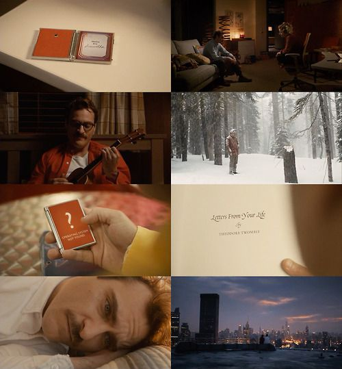 Her (2013) Director: Spike Jonze