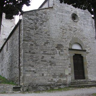 Pieve di San Lorenzo a Miransù
