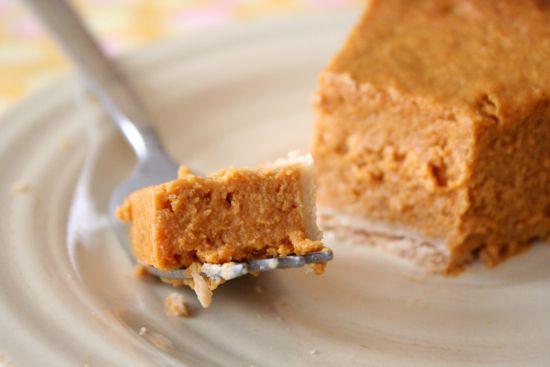 Miss Make: Healthy Honey Pumpkin Pie