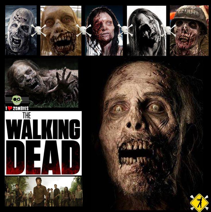 ZOMBIES - in The Walking Dead