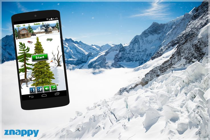 SnowBalls #wintergame #znappy