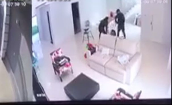 Watch: Guy catches criminals trying to flee his house, gets brutal revenge  'Oh, were you planning on using this getaway car'? https://www.thesouthafrican.com/watch-guy-catches-criminals-trying-to-flee-his-house-gets-brutal-revenge-video/