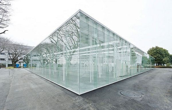 Kanagawa Institute of Technology Glass Building 2