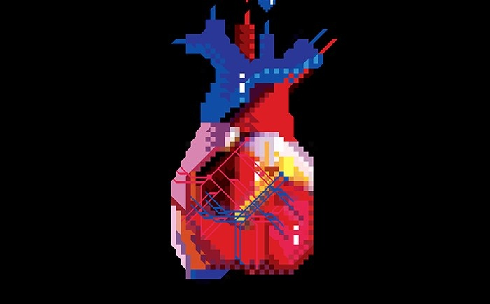 Pixel Art by Jaebum Joo