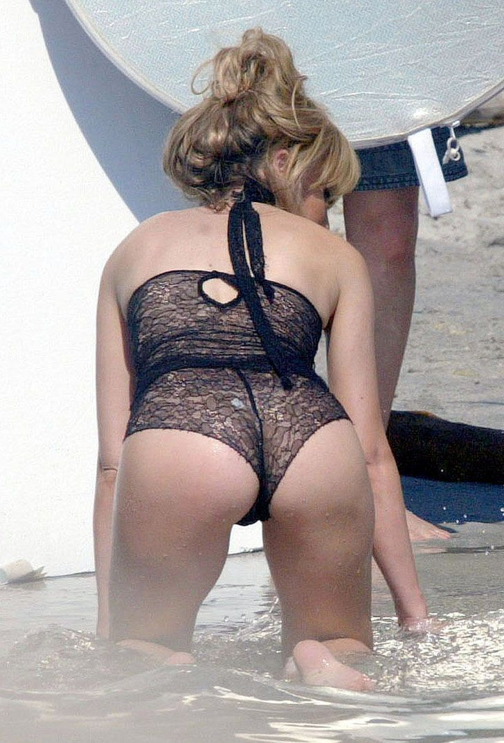 Dannii Minogue Ass 43