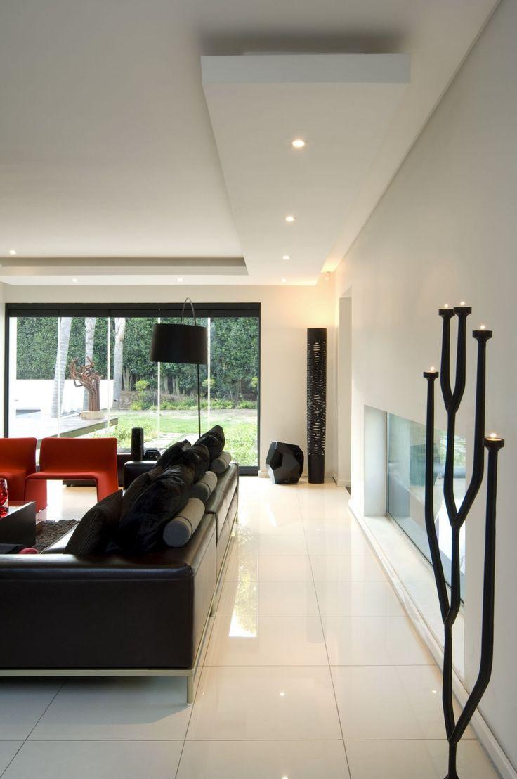 House Mosi in Johannesburg designed by Nico van der Meulen Architects