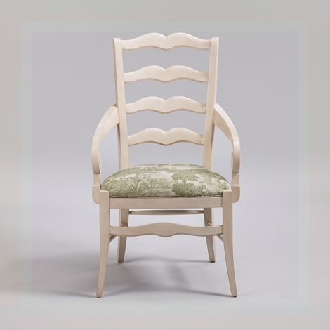 Maison By Ethan Allen Chapelle Armchair Furniture Style