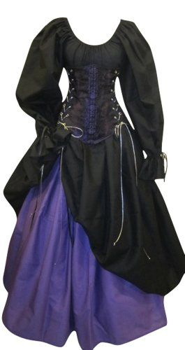 Pearsons Costuming Buccaneer PiratePurpleXLXXL *** For more information, visit image link-affiliate link. #SteampunkCostume