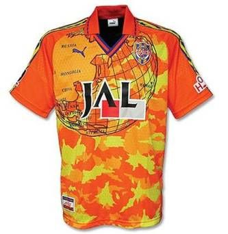 This offering comes from Japanese side Shimizu S-Pulse