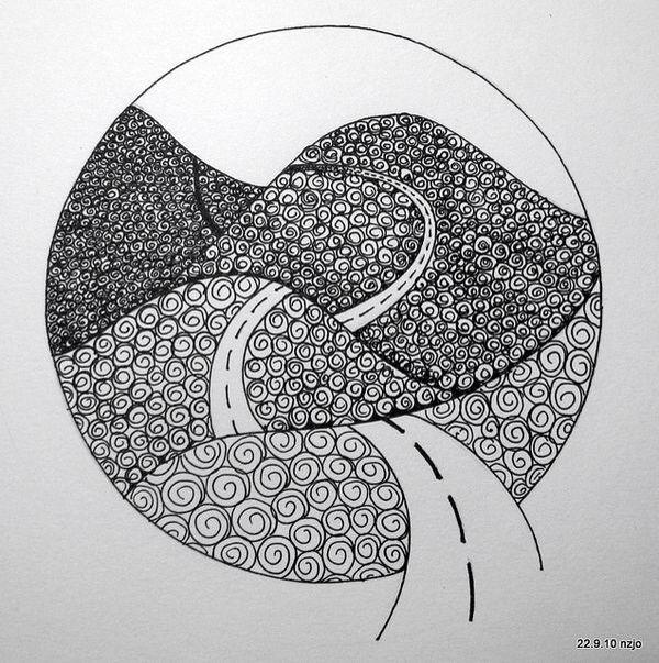 drawings easy doodle simple doodles