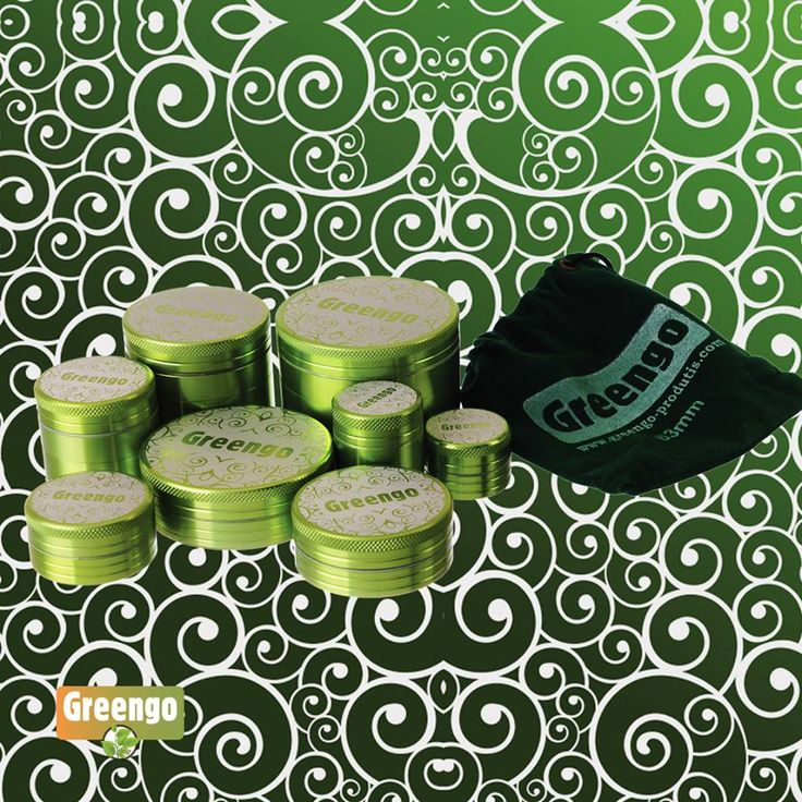 Check out our greengo grinders at http://greengo-products.com