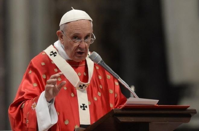 "Covesia.com - Pemimpin Gereja Katolik Paus Fransiskus menyatakan mereka yang menjadi dalang penyerangan di Aleppo akan bersaksi di hadapan Tuhan.""Saya ingin..."