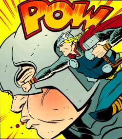 rockofeternity:  Thor, the Mighty AvengerArt by Chris Samnee & Matt WilsonStory by Roger Langridge