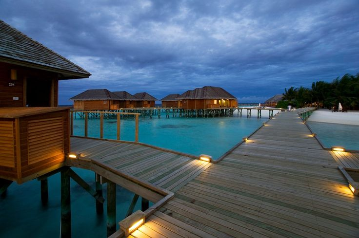 Vakarufalhi Island Resort - Maldives, for more details visit www.voyagewave.com