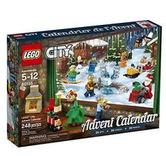 LEGO City Advent Calendar 60155 Building Kit (248 Piece) | TopProductKing