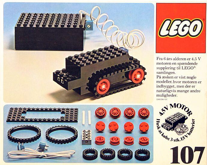 107-1: Universal Motor   Brickset: LEGO set guide and database