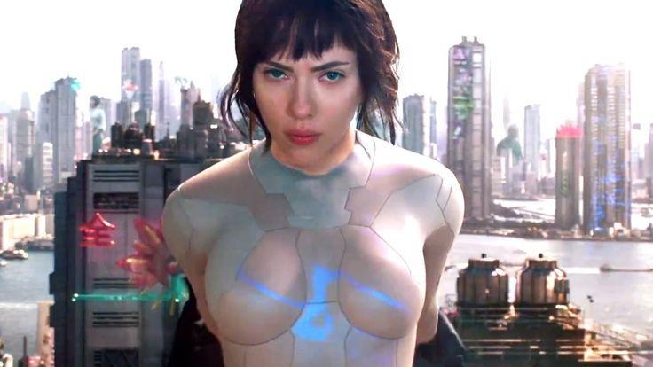 'Ghost in the Shell' - Final Trailer (Scarlett Johansson) https://www.youtube.com/watch?v=Ji3rO1sAEss #timBeta