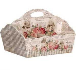 Igual puede servirnos para forrar cajas, como para hacer acabados super maravillosos en un mueble o para convertir fantásticos detalles realizados con este material, en objetos decorativos por sí mismos.