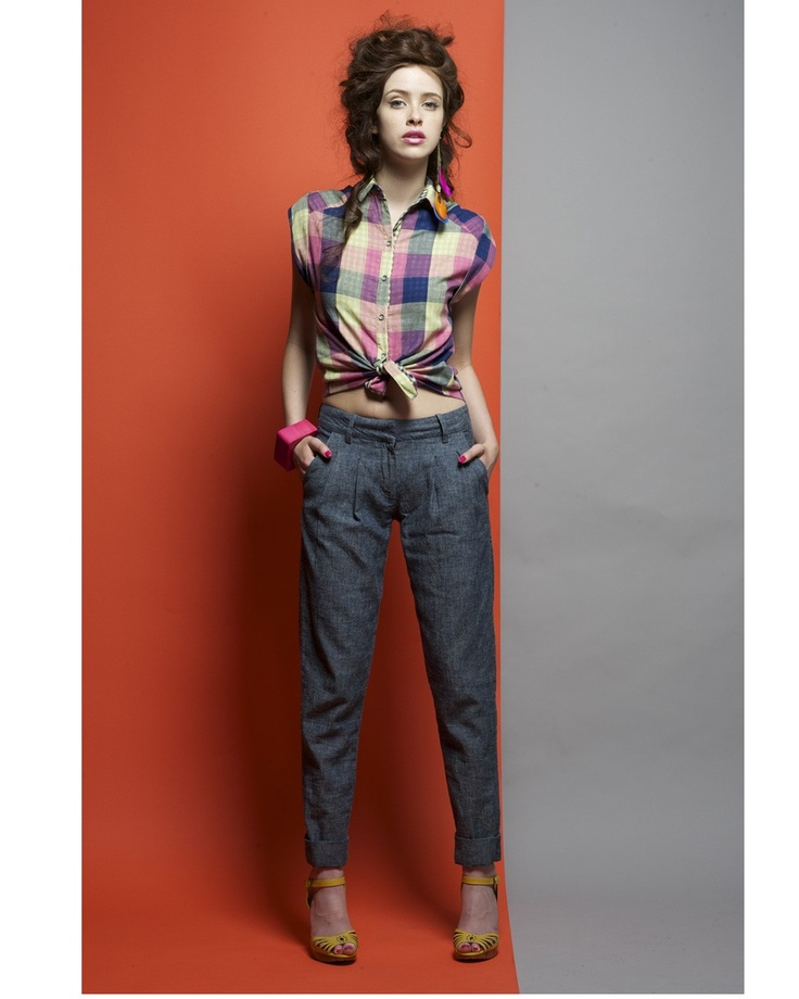 Shulow Fair Trade Denim Trousers