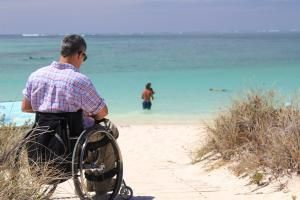 The best Caribbean islands for handicapped and disabled travelers: Choose a Disability Friendly Island