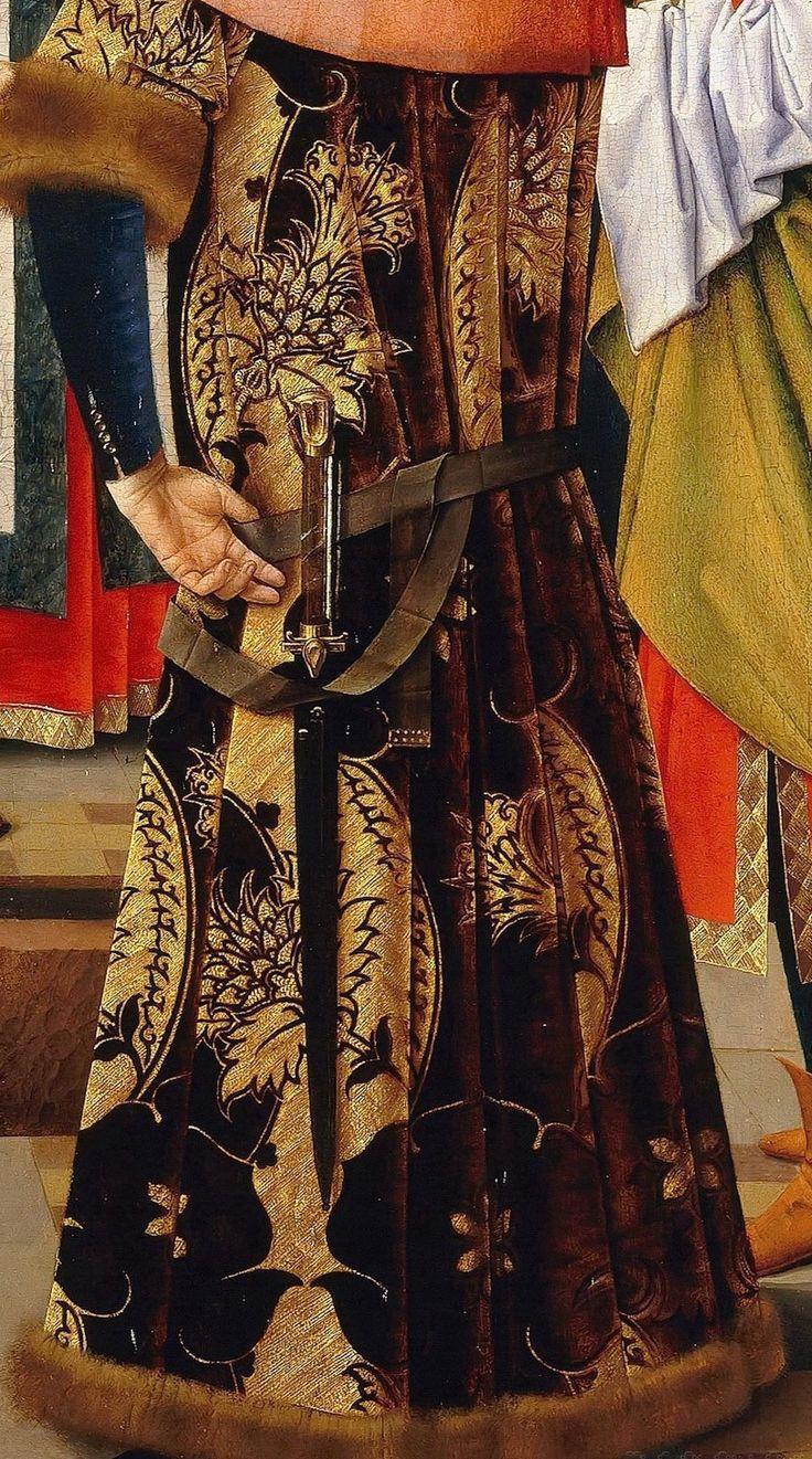 Albert van Ouwater. The Raising of Lazarus, 1445