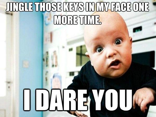 I Dare You | Baby Mum-Mum | Funny Baby Memes | #BabyMumMum #babymemes #funnymemes