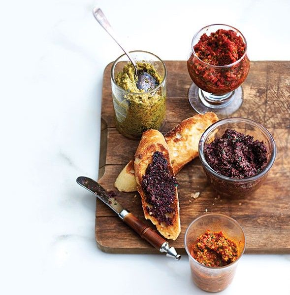 With tapenade in the fridge, a delicious gourmet dish is just minutes away. Get this olive tapenade recipe at Chatelaine.com