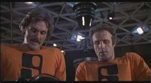 John Beck (Moonpie) and James Caan (Jonathan E.).