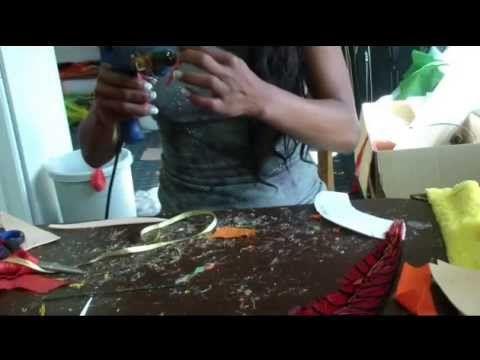Aprenda a fazer Biquini de passista costeiro parte 2. - YouTube