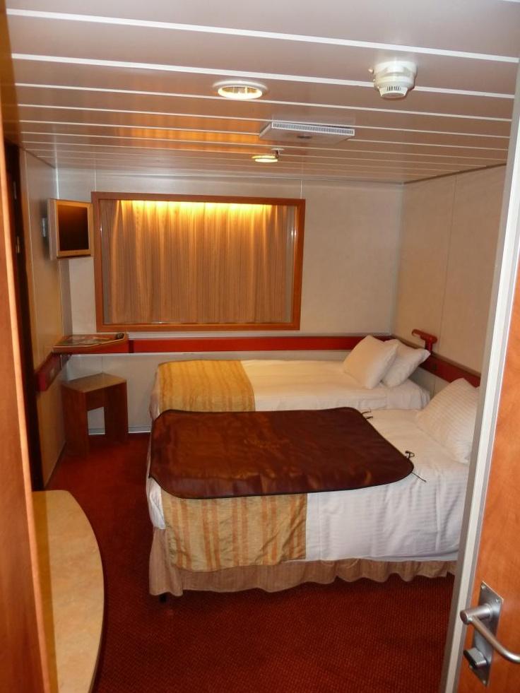 Ecstasy Cabin E85 Interior Stateroom Cruise