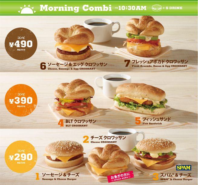 Food Menu Items