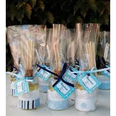 (6) Souvenirs Nacimiento, Baby Shower, Bautismo, Cumpleaños - $ 32,00 en Mercado Libre