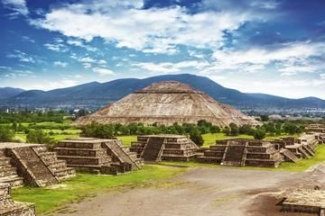 Teotihuacan Pyramids Early Access and City Tour #Mexico