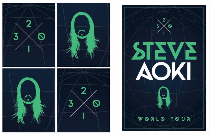 """""""Steve Aoki"""""""