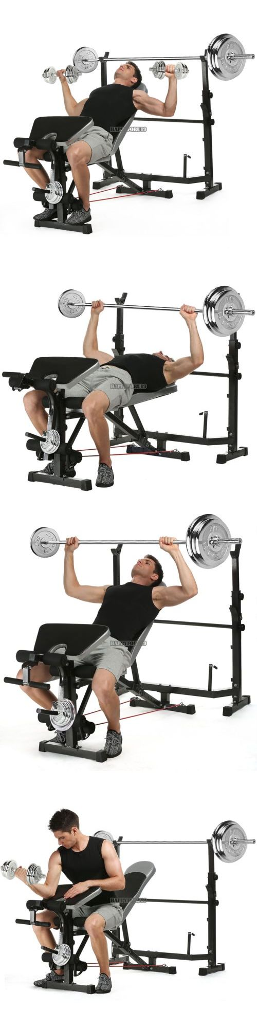 1000 Ideas About Olympic Weights On Pinterest Olympic Weight Set Weight Set And Home Gym Garage