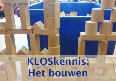 De eerste KLOSkennis online! – WSK kleuteronderwijs
