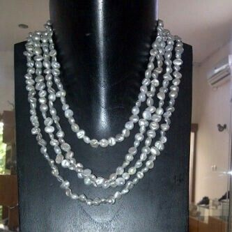 Casey necklace. We are selling the best Southsea, akoya, tahitian, and Freshwater pearls with certificate of authenticity and affordable price. Pearlsolstore.com/r/almyruzni