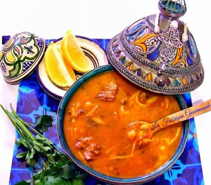 La Fabrique Gourmande: Harira
