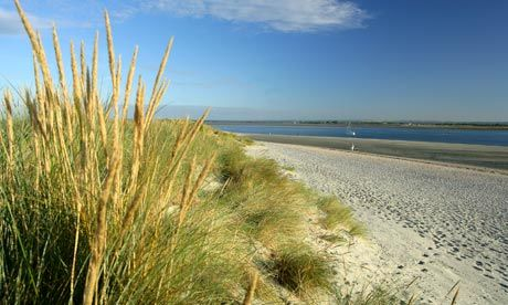 West Wittering beach was 28* today we all got rather sun kissed ....