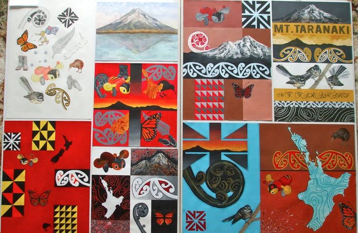 NCEA L1 Paint Folio Excellence by FlyingRabbitMonkey.deviantart.com on @deviantART