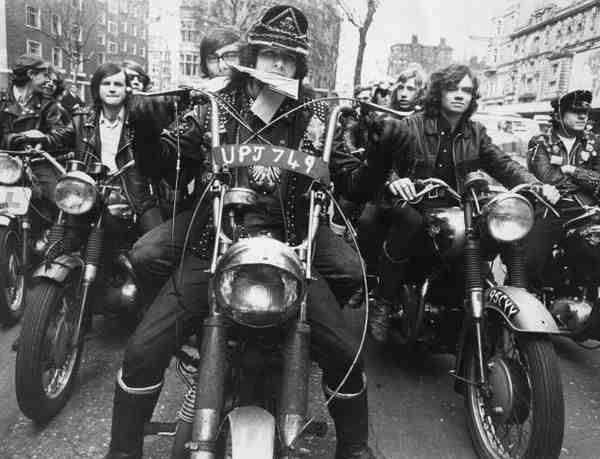 Le club scooter vintage nottingham uk