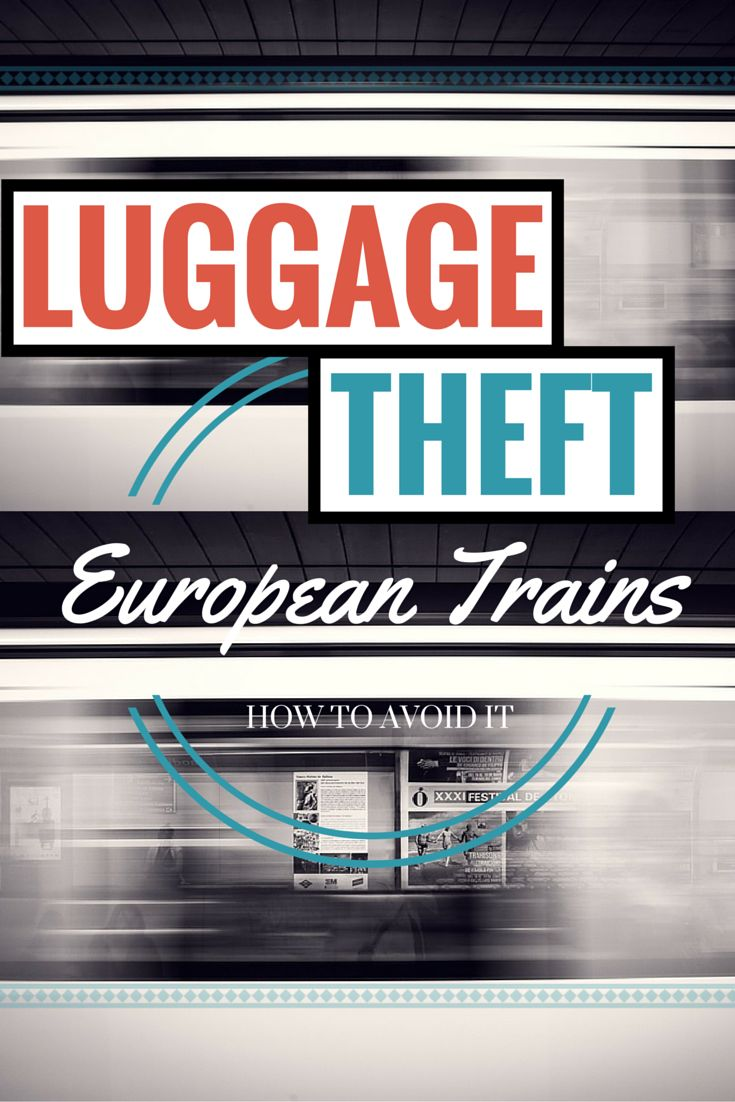 have comfortable safe rail journey europe