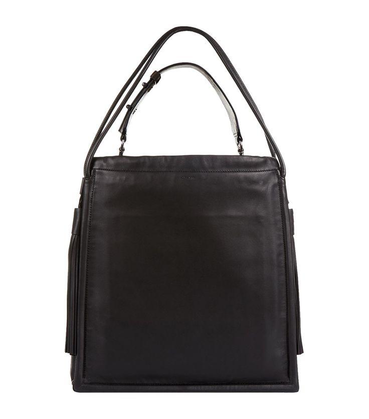 ALLSAINTS . #allsaints #bags #shoulder bags #hand bags #leather #tote #
