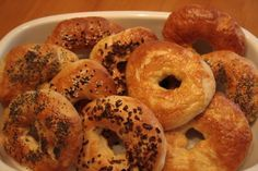 Make and share this Thermomix Plain Bagels recipe from Food.com.
