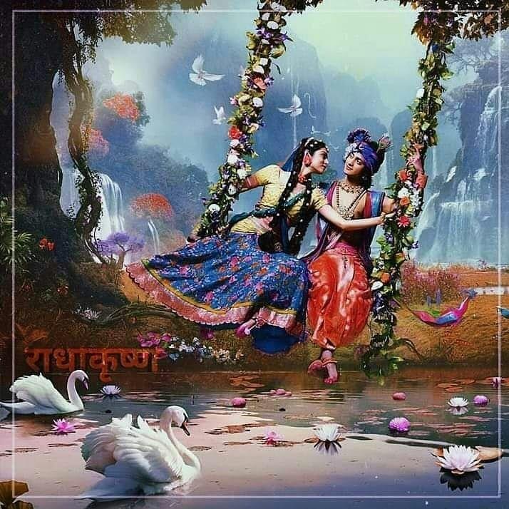 Radhekrishna Radha Krishna Holi Krishna Wallpaper Radha Krishna Art