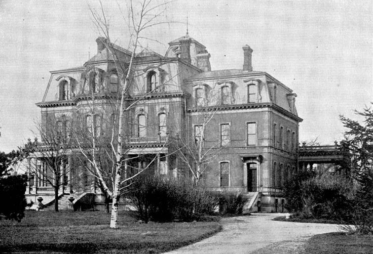 Abandoned Mansions For Sale Fargo Mansion As It Appeared