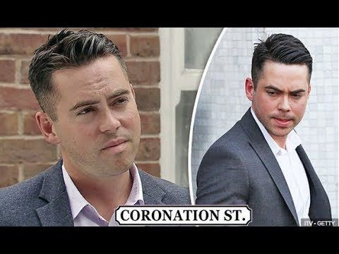 Coronation Street: Bruno Langley exit date revealed as bosses frant*cally rewrite plots - YouTube