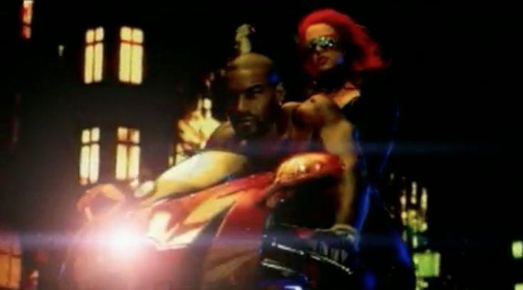 Ducati 999 - TOXIC - Britney Spears (2004) Music Video Scene
