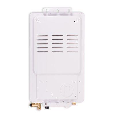 Eccotemp Outdoor 6.8 GPM Liquid Propane Tankless Water Heater