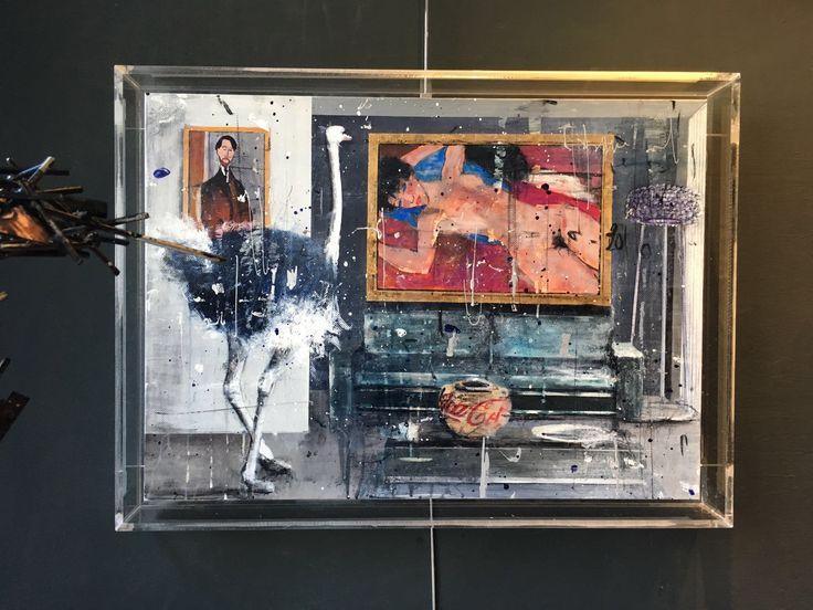 Misplaced 2016 - Modigliani